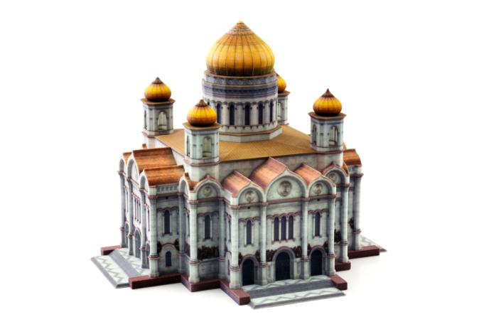 Iglesia 3D