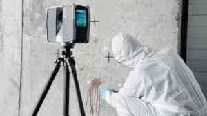Equipo FARO escáner laser terrestre