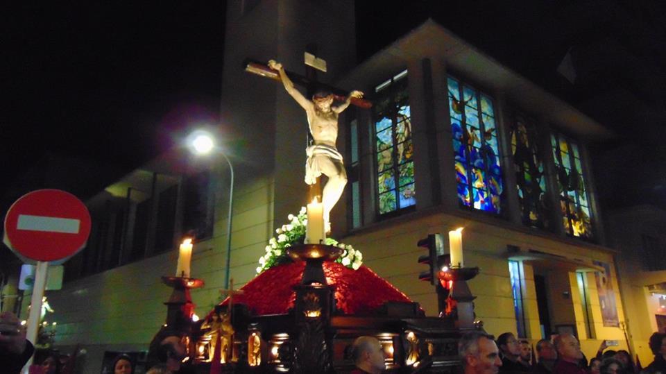 Paso de Semana Santa del Cristo de la Buena Muerte