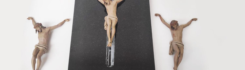 Impresión 3D del Cristo de la Buena muerte
