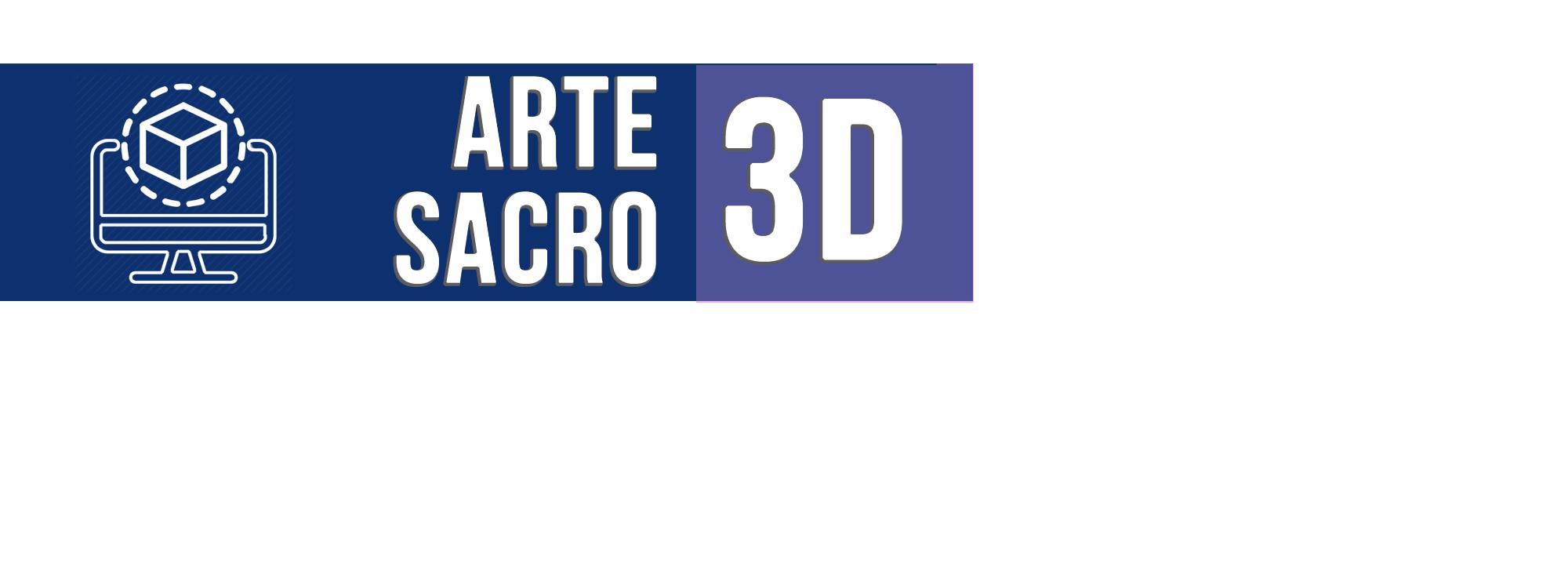 Portada Inicio 2 Arte Sacro 3D - Todo 3D Mystic Design S.L