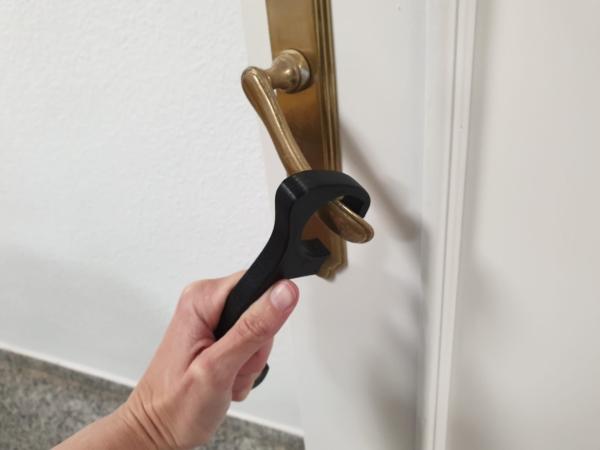 Abridor de puertas - Pulsador